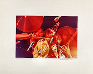 Creedence Clearwater Revival Premium Vintage Print
