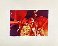 Creedence Clearwater Revival Premium Vintage Print
