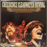 Creedence Clearwater Revival Vinyl (Used)