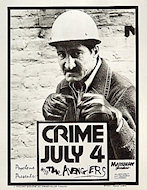 Crime Handbill