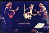 Crosby, Stills &amp; Nash Vintage Print