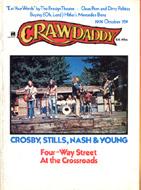 Crosby, Stills, Nash & Young Crawdaddy Magazine