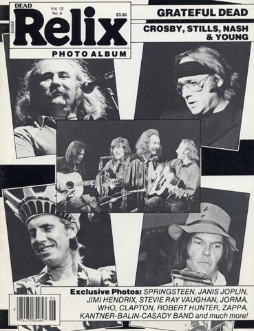 Crosby, Stills, Nash & YoungMagazine
