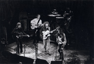 Crosby, Stills, Nash & Young Vintage Print