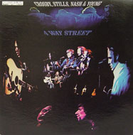 Crosby, Stills, Nash & Young Vinyl (Used)