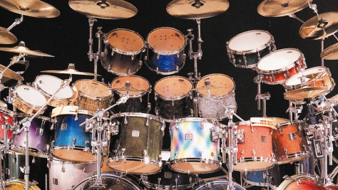 Top 10: Greatest Drummers in the Vault