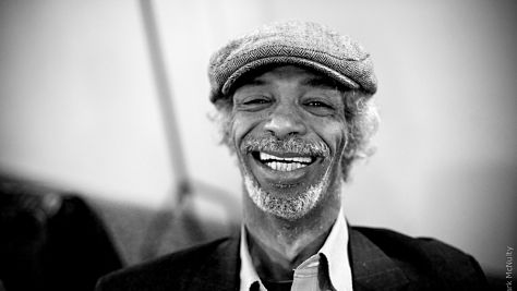 Gil Scott-Heron Gets Down to Business