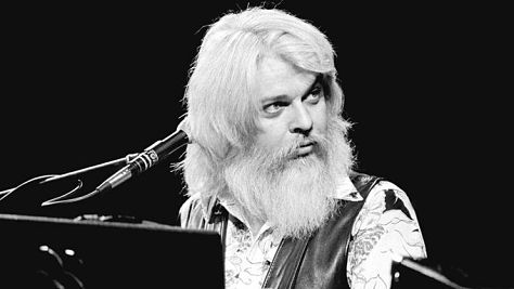The Distinctive Sound of Leon Russell