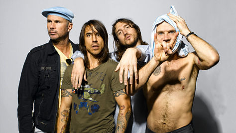 Rare Red Hot Chili Peppers