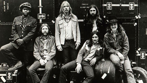 Vault History: The Allman Brothers in '71