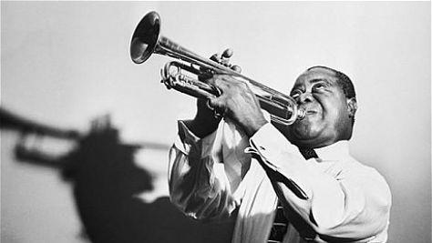 Jazz: Louis Armstong Blows Away Newport