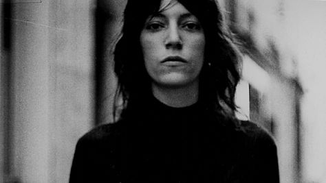 Patti Smith's Raw Energy