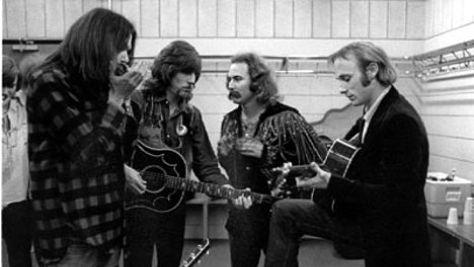 Crosby, Stills, Nash & Young Stripped Down
