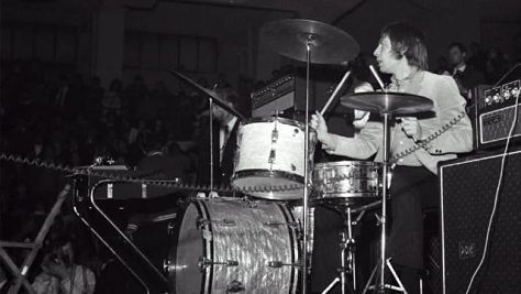 Rock: Happy 72nd, Charlie Watts!