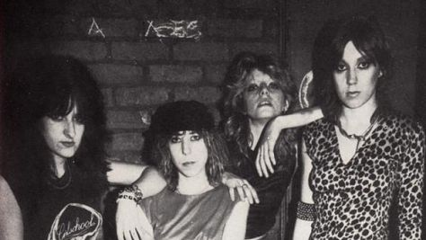 Girlschool's Punk-tinged Metal