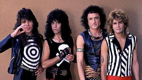 Quiet Riot: Anything But