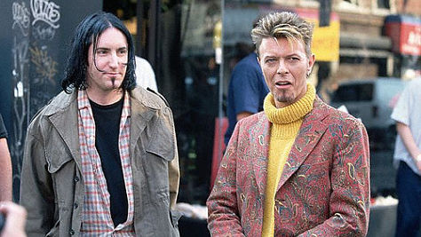 Rock: David Bowie & Nine Inch Nails