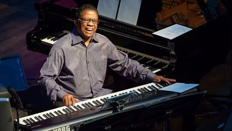 Herbie Hancock at Carnegie Hall