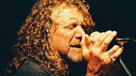 Rock: Robert Plant Doing It for 'Love'