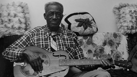 Son House at Ash Grove
