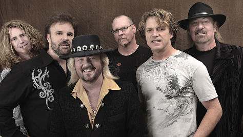 Rock: .38 Special Rough-Housin' on Long Island