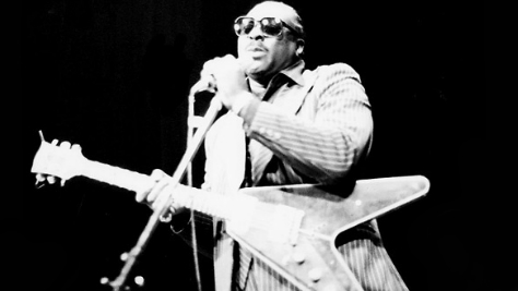 Albert King Closes Fillmore East