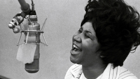 Aretha Franklin Gets 'Respect'