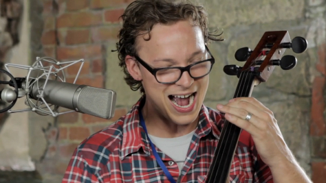 Ben Sollee Live At Newport Folk
