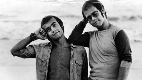 Bernie Taupin, the Voice of Elton John