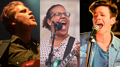 Indie: The Lumineers vs. Alabama Shakes vs. Fun.