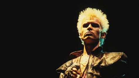 New Release: Billy Idol Nassau Coliseum, 1984