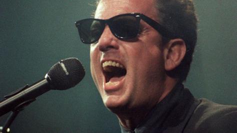 Rock: New Release: Billy Joel in 1990