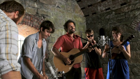 Indie: Blind Pilot at Newport Folk Fest
