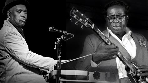 Albert King Joins Booker T. in '68