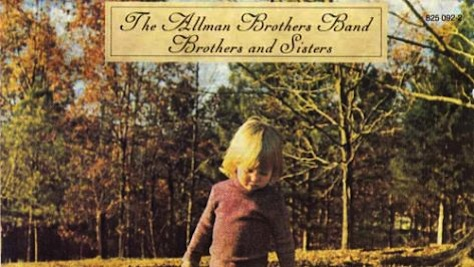 The Allman's 'Brothers And Sisters' Goes #1