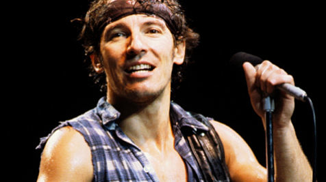Bruce Springsteen in Stockholm, 1988