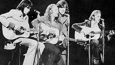 Folk & Bluegrass: Crosby, Stills, Nash & Young, 1974