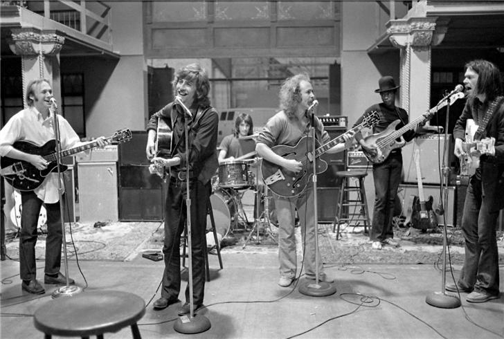 Rock: CSNY's 1970 Fillmore East Run