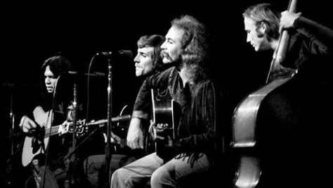 Crosby, Stills, Nash & Young Acoustic