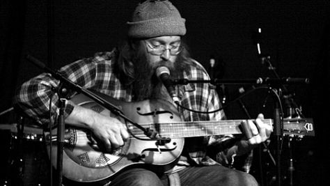 Country: Charlie Parr's Country Blues