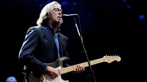 Clapton's Crossroads Guitar Festival Playlist