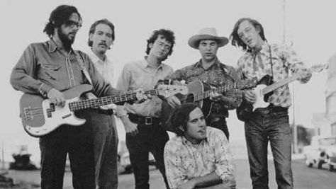 Commander Cody's Country Boogie, 1972