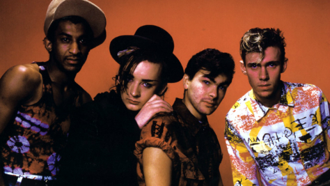 Boy George Leads Culture Club to the Top