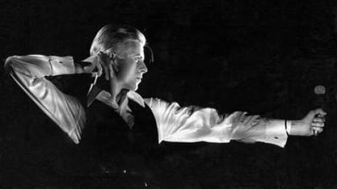 David Bowie, The Thin White Duke