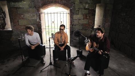 New Release: Dawes at Newport Folk 2012