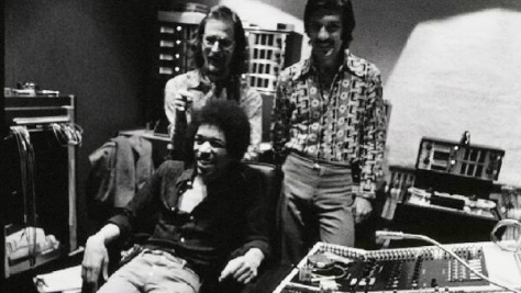 Jimi Hendrix Opens Electric Lady Studios