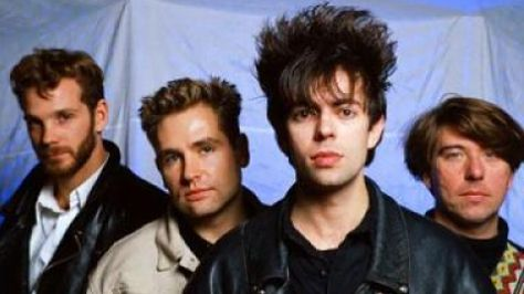 Rock: Echo & The Bunnymen In Boston, 1984