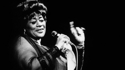 Ella Fitzgerald Woos Boston