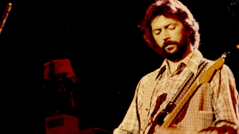 Eric Clapton's 'I Shot The Sheriff'