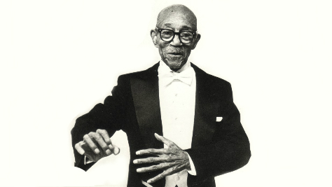 90-Year-Old Eubie Blake Plays the Rag